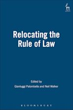 Relocating the Rule of Law cover
