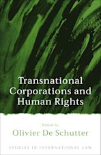 Transnational Corporations and Human Rights cover