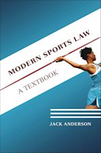 Modern Sports Law cover