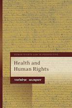 Health and Human Rights cover