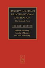 Liability Insurance in International Arbitration cover