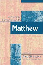 Feminist Companion to Matthew cover
