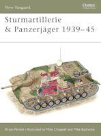 Sturmartillerie & Panzerjäger 1939–45 cover