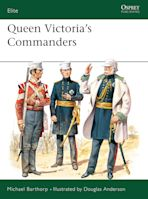Queen Victoria's Commanders cover