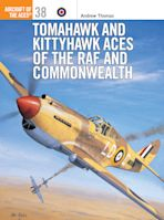 Tomahawk and Kittyhawk Aces of the RAF and Commonwealth cover