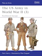 The US Army in World War II (3) cover