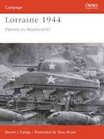 Lorraine 1944 cover