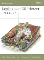 Jagdpanzer 38 'Hetzer' 1944–45 cover