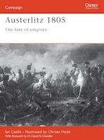 Austerlitz 1805 cover
