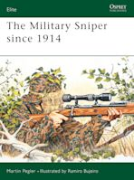 The Military Sniper since 1914 cover