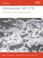 Adrianople AD 378 cover