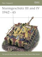 Sturmgeschütz III and IV 1942–45 cover