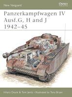 Panzerkampfwagen IV Ausf.G, H and J 1942–45 cover
