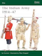 The Indian Army 1914–1947 cover