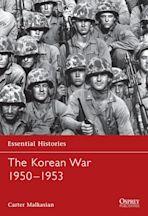 The Korean War cover