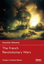 The French Revolutionary Wars cover