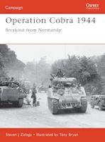 Operation Cobra 1944 cover