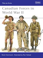 Canadian Forces in World War II cover