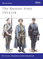 The Russian Army 1914–18 cover