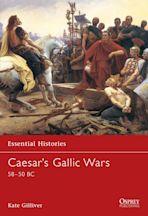 Caesar's Gallic Wars cover