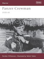 Panzer Crewman 1939–45 cover