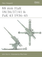 88 mm FlaK 18/36/37/41 and PaK 43 1936–45 cover