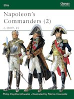 Napoleon's Commanders (2) cover