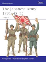 The Japanese Army 1931–45 (1) cover