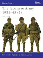 The Japanese Army 1931–45 (2) cover