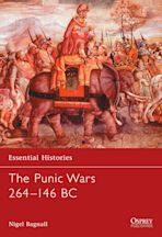 The Punic Wars 264–146 BC cover