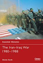 The Iran–Iraq War 1980–1988 cover