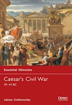Caesar's Civil War cover