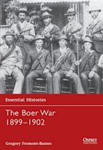 The Boer War 1899–1902 cover