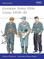 German Army Elite Units 1939–45 cover
