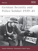 German Security and Police Soldier 1939–45 cover