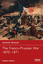 The Franco-Prussian War 1870–1871 cover