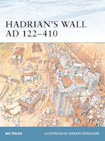 Hadrian's Wall AD 122–410 cover