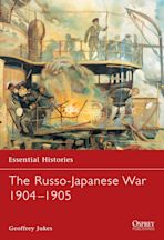The Russo-Japanese War 1904–1905 cover