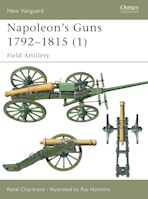 Napoleon's Guns 1792–1815 (1) cover