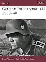 German Infantryman (1) 1933–40 cover