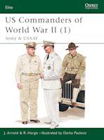 US Commanders of World War II (1) cover