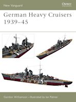 German Heavy Cruisers 1939–45 cover