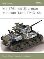 M4 (76mm) Sherman Medium Tank 1943–65 cover