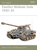 Panther Medium Tank 1942–45 cover