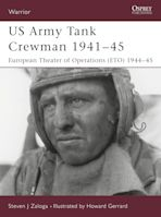 US Army Tank Crewman 1941–45 cover