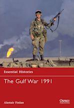 The Gulf War 1991 cover