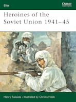 Heroines of the Soviet Union 1941–45 cover
