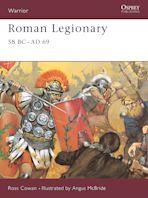Roman Legionary 58 BC–AD 69 cover