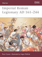Imperial Roman Legionary AD 161–284 cover