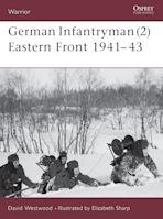 German Infantryman (2) Eastern Front 1941–43 cover